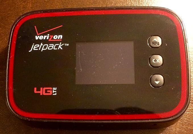 amazon com verizon wireless mhs291l jetpack 4g lte global ready rh amazon com Verizon Wireless Jetpack Verizon Wireless 4G LTE Manual