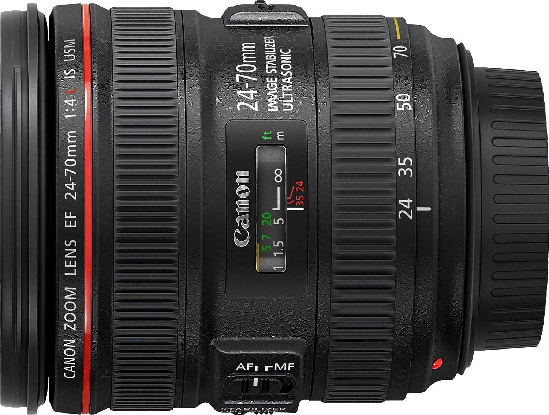 Canon 24-70 mm f/4 L IS USM EF: Canon: Amazon.es: Electrónica