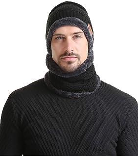 d15b7cb60745d1 Diravo Soft Stretch Cable Knit - Warm Skull Cap Beanie - Thick Soft Warm  Winter Hat