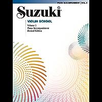 Suzuki Violin School - Volume 1 (Revised): Piano Accompaniment: Piano Acc.