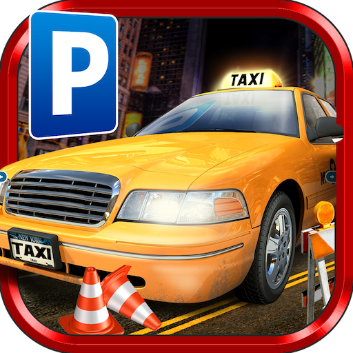 3D Taxi Parking Simulator - Free Car Driving Test - Test Nyc Eye