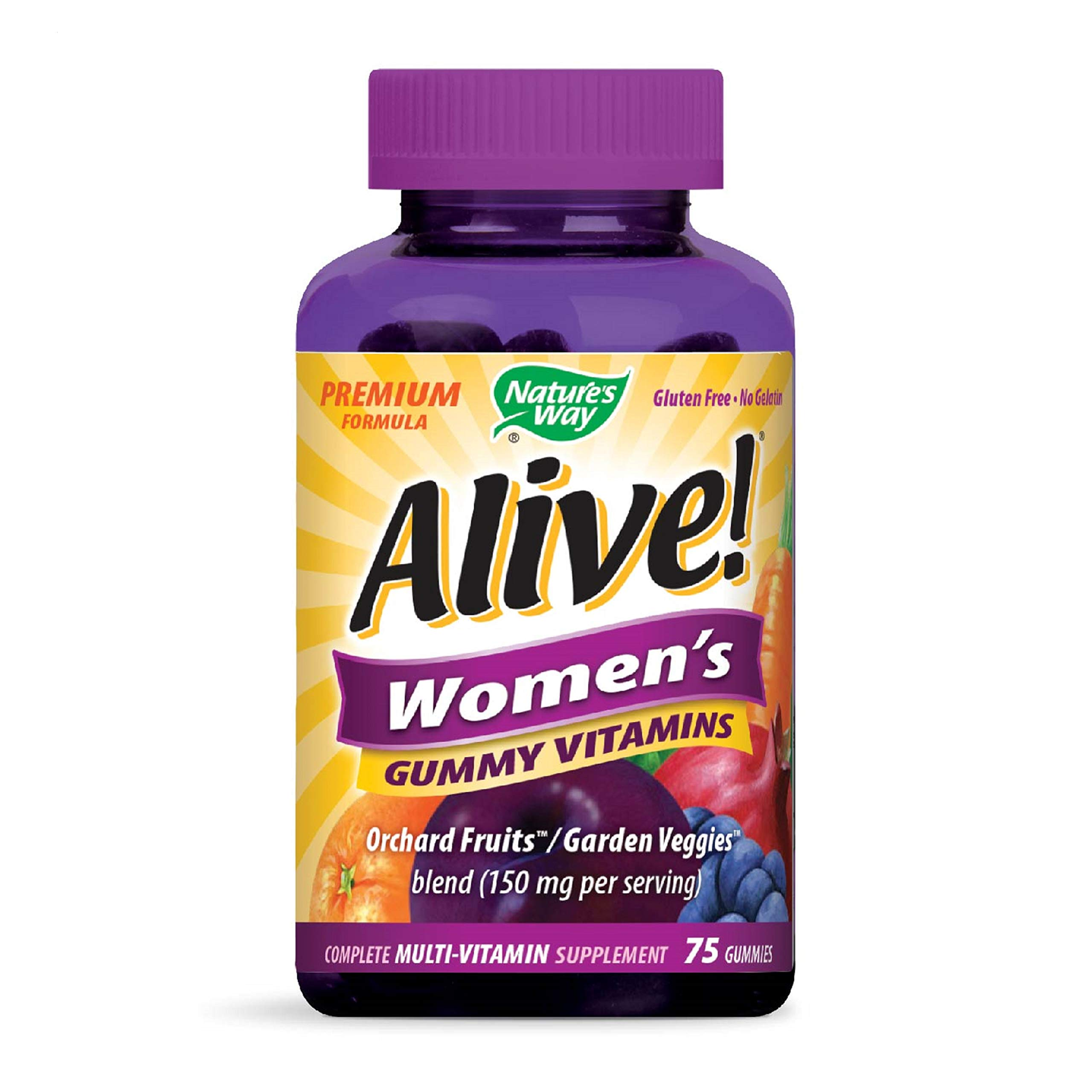 Nature's Way Alive! Women's Premium Gummy Multivitamin