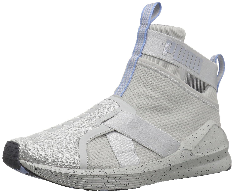 PUMA Women's Fierce Strap Terrain Wn Sneaker B01MU17WNK 10.5 M US|Gray Violet-gray Violet