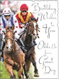 Birthday Wishes To You - odds on for a great day - Card.