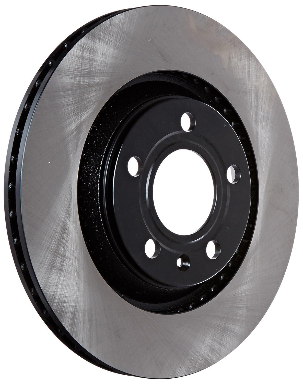 DuraGo BR901336-02 Rear-Vented Premium Electrophoretic Brake Rotor