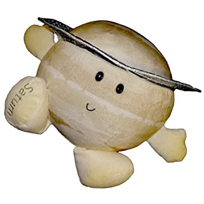 Celestial Buddies Saturn Plush: Toys & Games