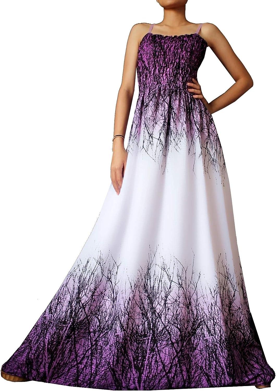 Vintage Purple Hawaiian Vacation Dress Size 8