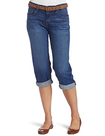 Levi's Women's 515 Cuffed Capri Jean, Universal, 4 at Amazon ...