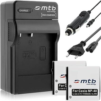 USB LIDL IAN 55979 Batteria+Caricatore PAC-0040 per Silvercrest DV-5300HD