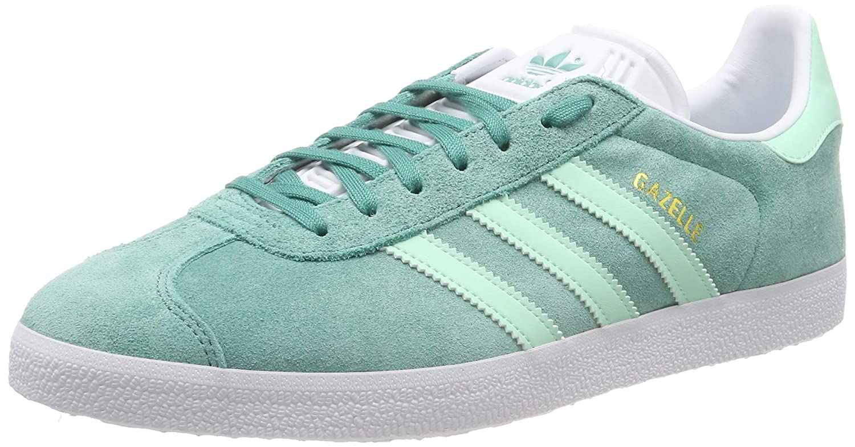 adidas Gazelle Shoes Men's (7, Green