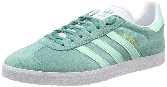 adidas Gazelle Sneaker Herren grün (True Green/Clear Mint)