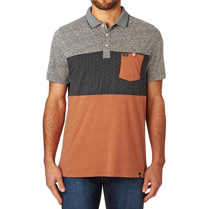 Animal Pep – Camiseta polo, color marrón Marrón marrón Talla:small ...