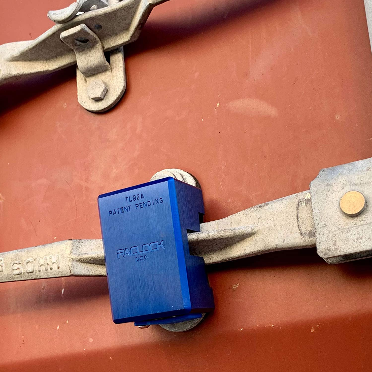 PACLOCK's TL82A Storage Container Lock