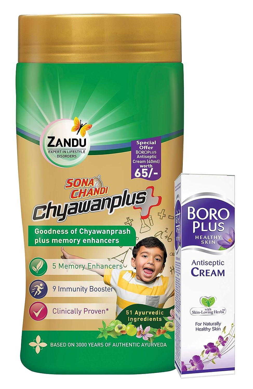 Zandu Sona Chandi Chyawanplus 900g Amazonin Cloudtail India