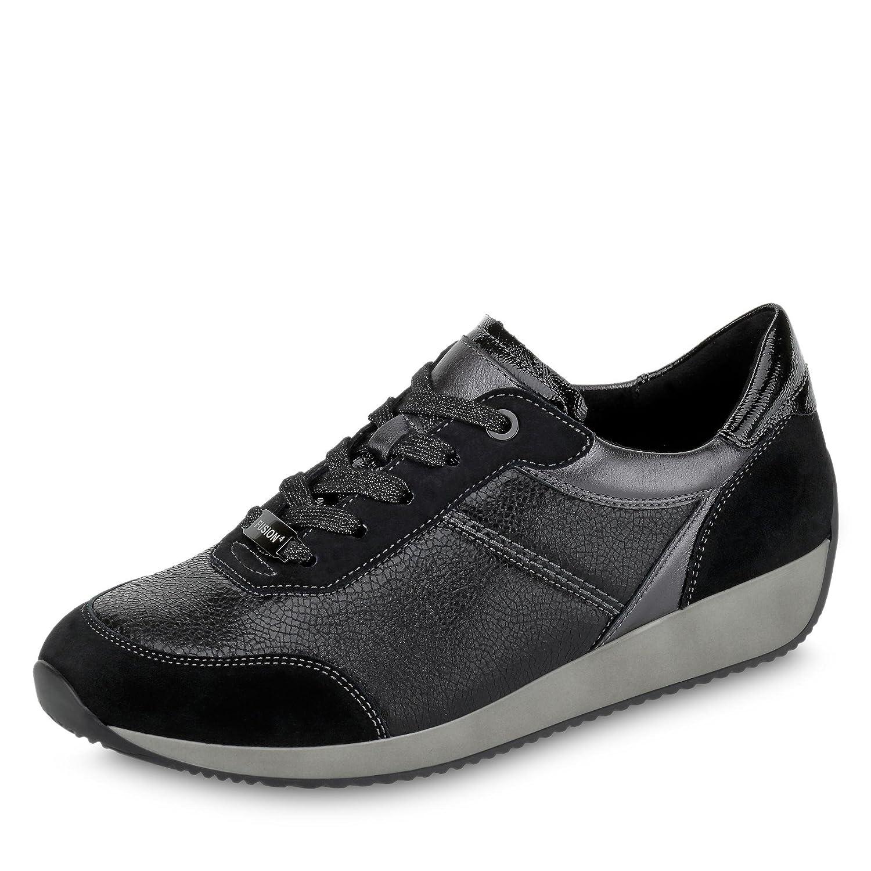 ara Chaussures de ara Chaussures Ville à Lacets B07GFJJ7YF pour Femme Noir 02645f0 - deadsea.space