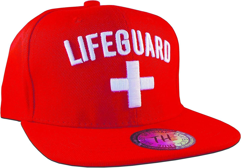 True Heads - Gorra de béisbol - para Hombre Rojo Rosso Ajustable ...