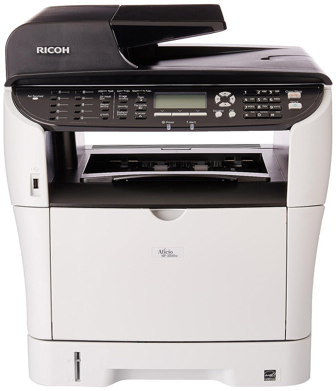 Ricoh Aficio SP 3510SF - Impresora multifunción (Laser, Mono ...