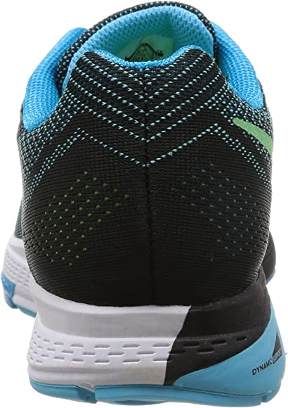 best website 68174 2832d Amazon.com | Nike Men's Air Zoom Structure 18 Blue Lagoon/Clrwtr/Blk ...