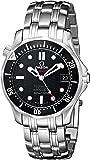 Omega Men's 212.30.36.20.01.001 Seamaster 300M Chrono Diver Black Dial Watch