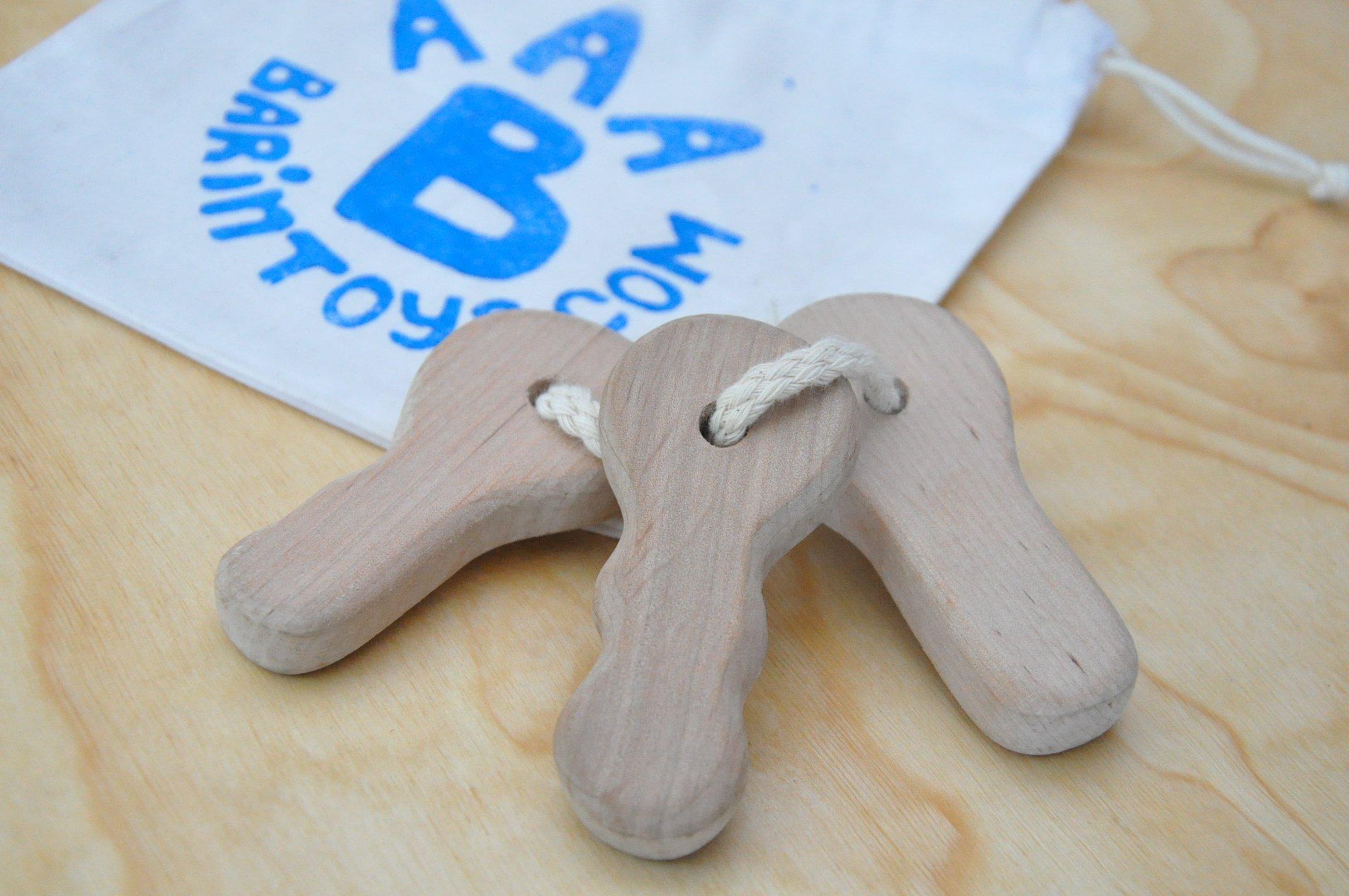 Barin Toys Baby Keys Keepsake Rattle First Keys Baby Toy