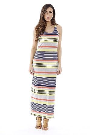 ec8e8439e06fd Just Love Racerback Maxi Dress/Summer Dresses for Juniors at Amazon ...