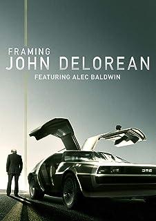 Book Cover: Framing John DeLorean