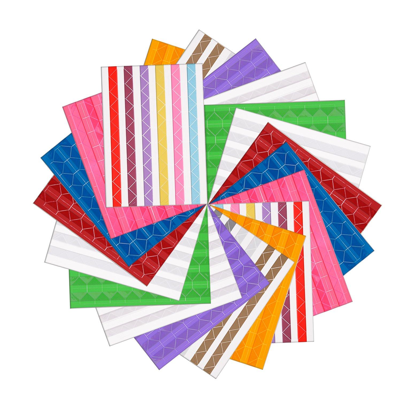 Sunmns 20 Sheets Photo Picture Corners Self Adhesive Stickers SunmnsDirect 4336977605