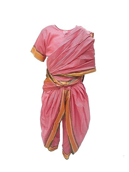 37365c9b4 Kaku Fancy Dresses Saree (Kfd132)  Amazon.in  Clothing   Accessories