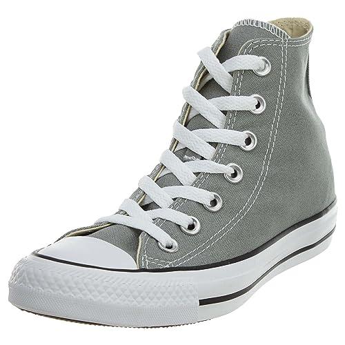 51cab5d3109ad Converse Mens Unisex Chuck Taylor All Star Hi Top Fashion Sneaker Shoe