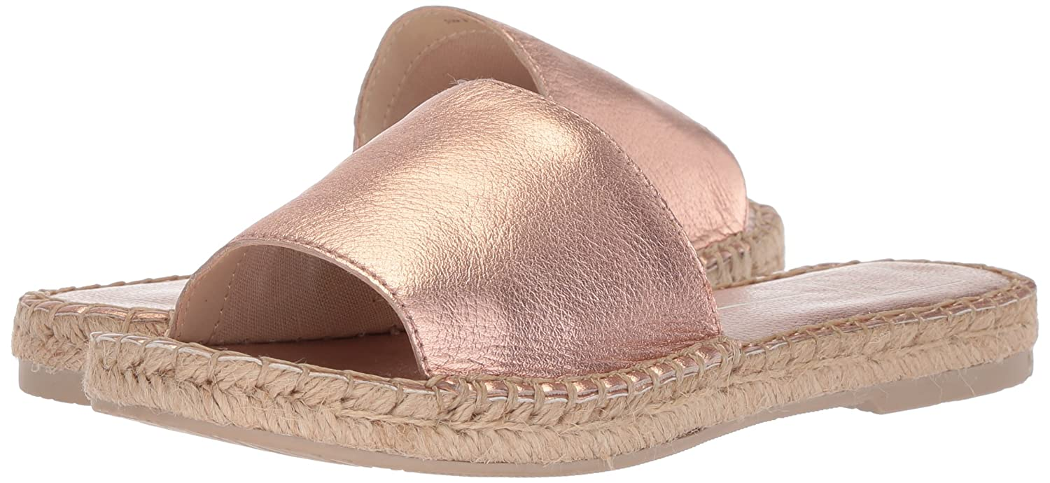 Dolce Vita Women's Bobbi Slide Sandal B077QHW1Y1 13 B(M) US|Rose Gold Leather