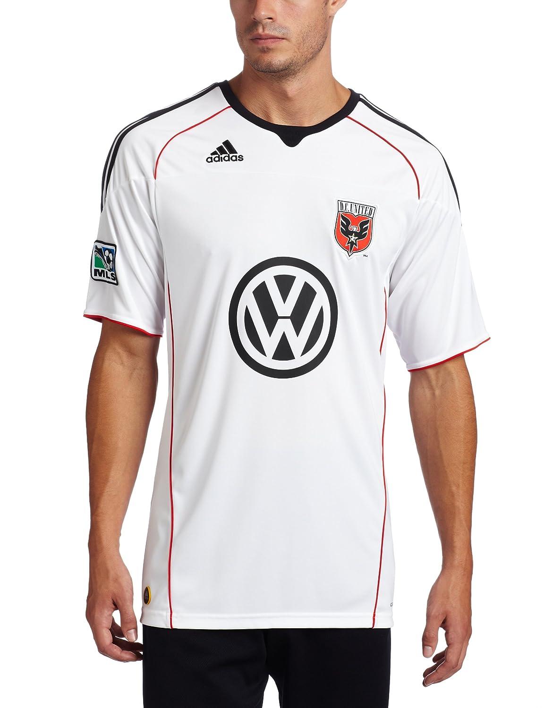 quality design d3454 1cba4 Buy MLS DC United Replica Away Jersey (White, Black, DC Red ...