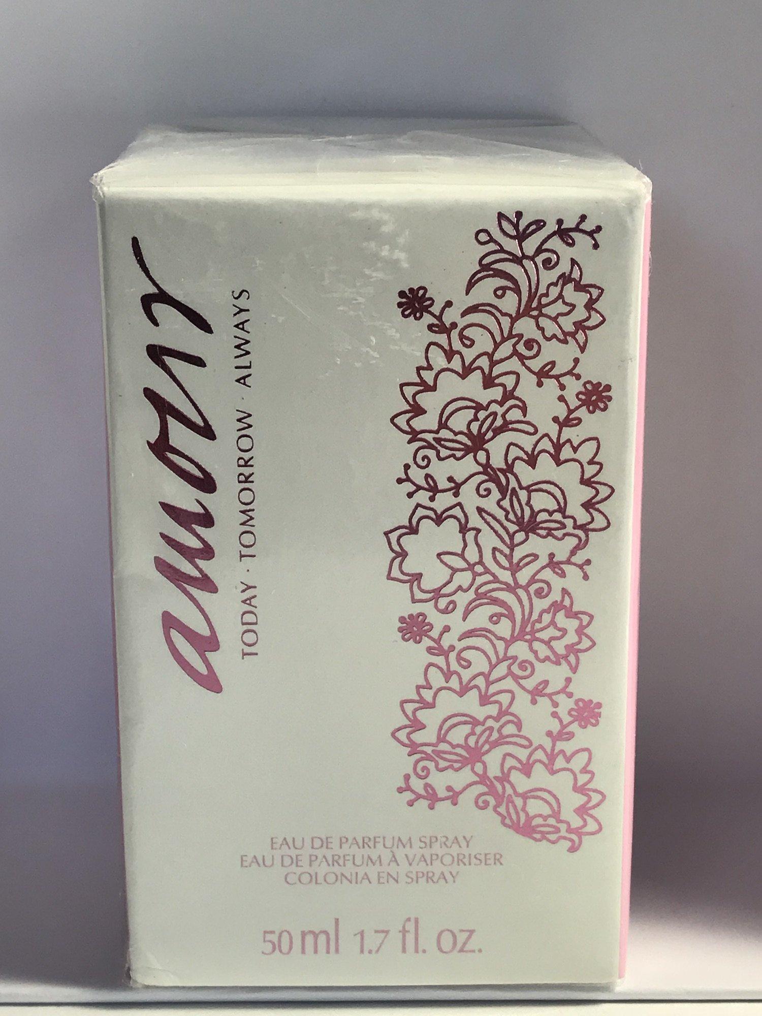 Avon Today, Tomorrow, Always AMOUR Eau de Parfum Spray 1.7 oz