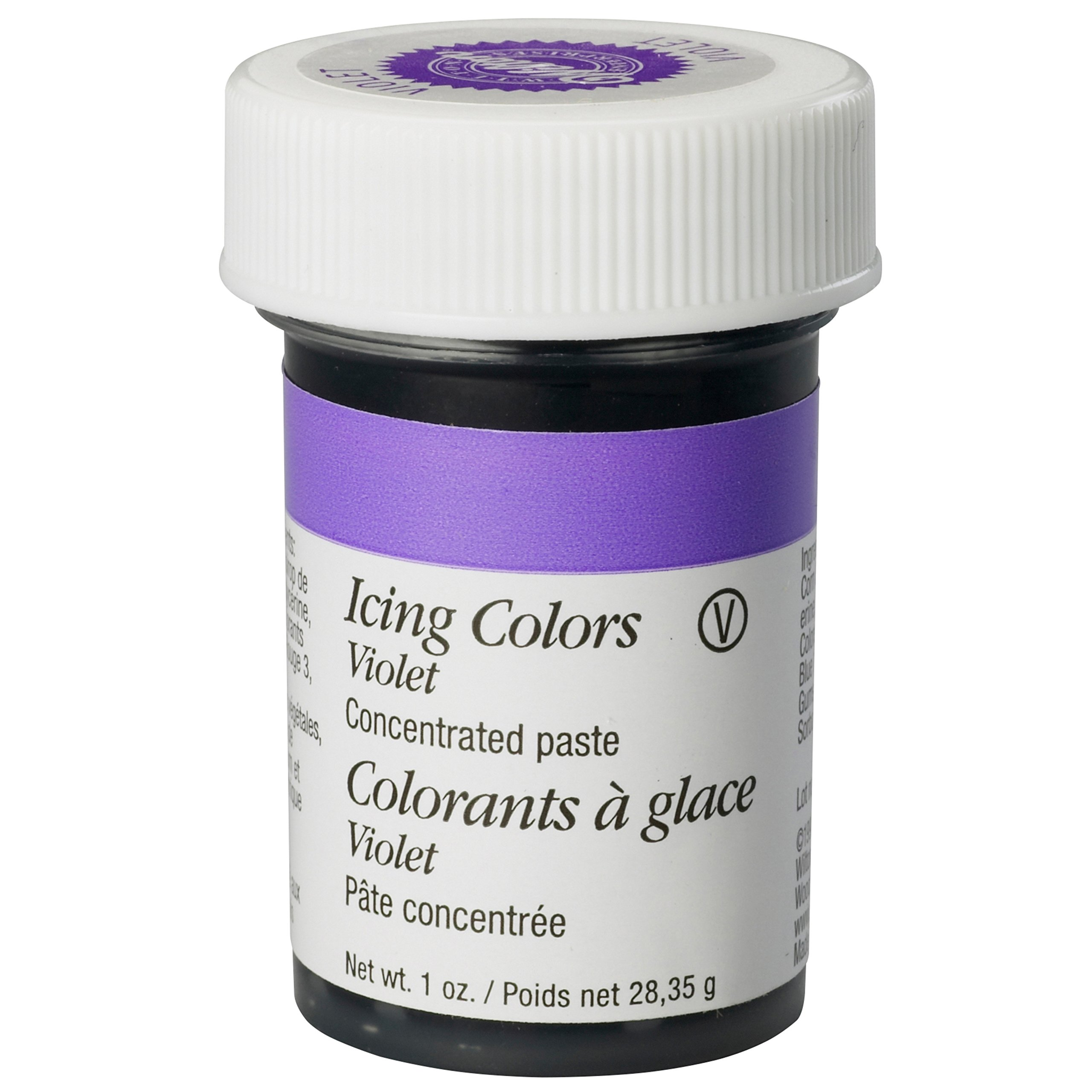Amazon.com : Wilton Icing Colors 1 Oz: Red : Icing Colors Red ...