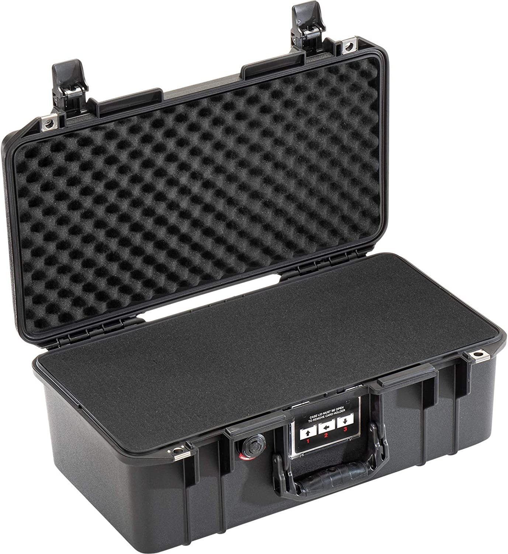 Black with Foam Pelican Air 1506 Case