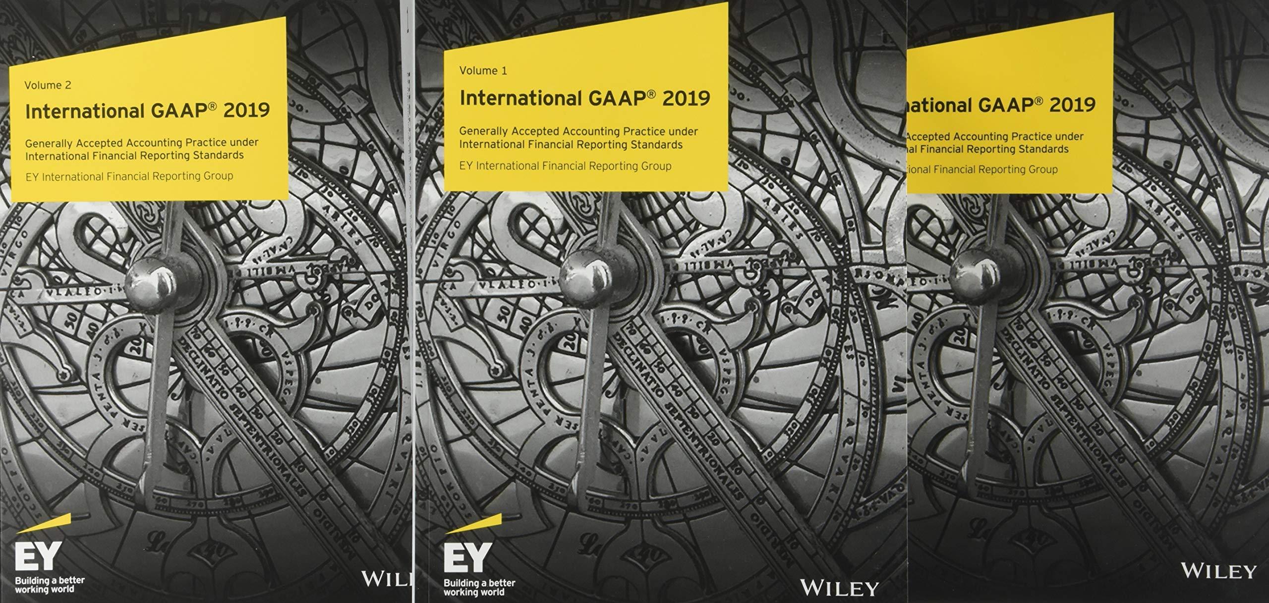 International GAAP 2019: Ernst & Young LLP: 9781119557760