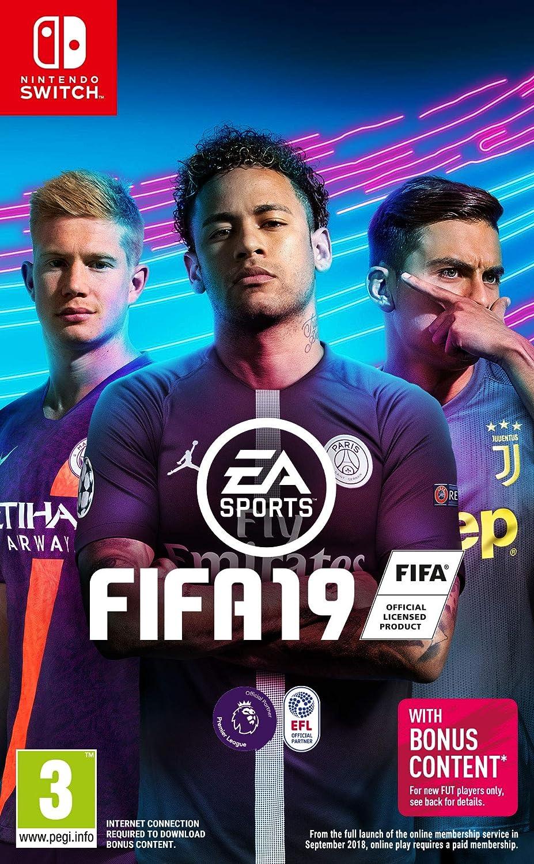 FIFA 19 - Nintendo Switch [Importación inglesa]: Amazon.es: Videojuegos
