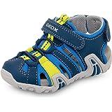 3105b17441acc9 Geox Hoshiko Gbk Sport Shoes Silver: Amazon.co.uk: Shoes & Bags
