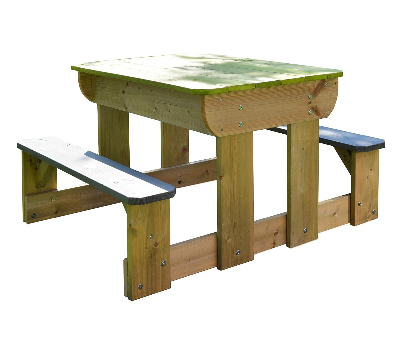 Sandtisch Holz - Sandkastentisch Holz