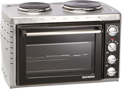 Severin 2043 - Mini Cocina compuesta de Mini Horno de 26 ...