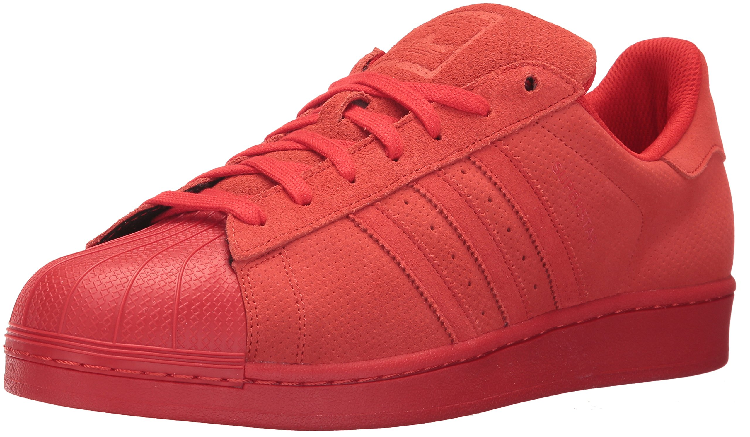 big sale 6b163 7931d Galleon - Adidas Originals Men s Superstar RT Fashion Sneaker Running Shoe,  Red, (13 M US)
