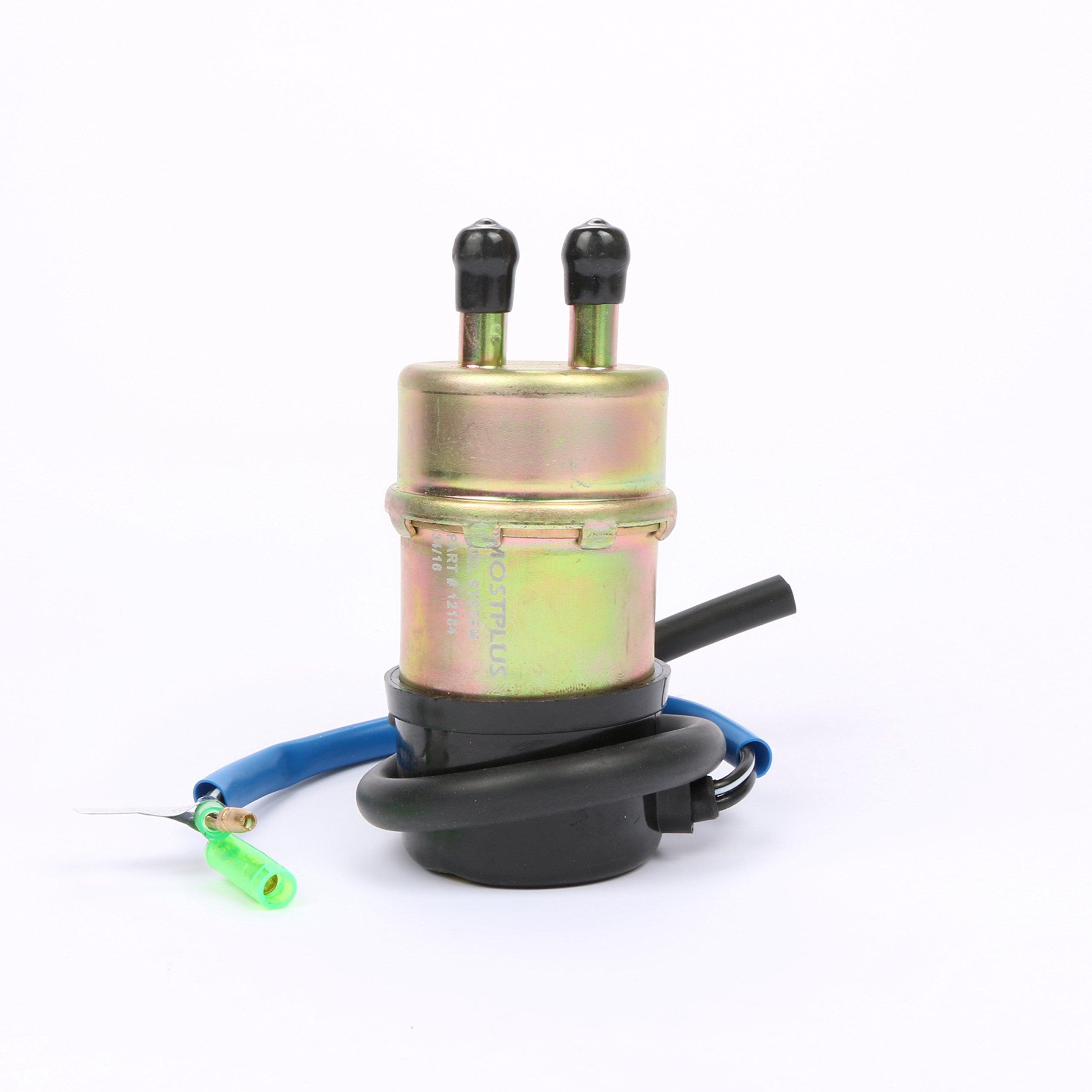 Mostplus Fuel Pump For Kawasaki Mule 3000 3010 3020 2500 2510 2520 Filter 1000 12184 Electric Pumps Automotive Tibs
