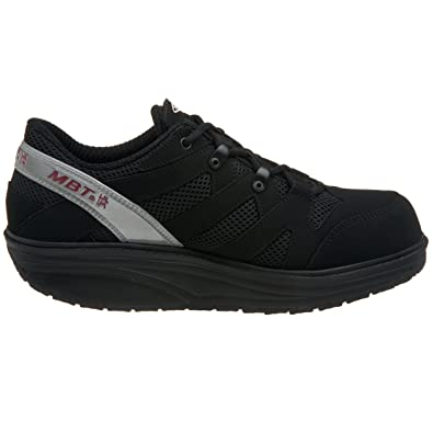 542bf6781c50 MBT Men s 400167-03 Sports and Outdoor Shoes black Size  9  Amazon.co.uk   Shoes   Bags