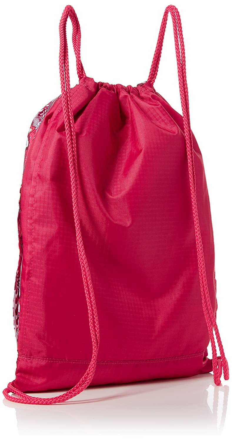 Desigual Women's BOLS_GYM P Shoulder Bag, Red (3192 Rouge Red), 15x42x29 cm  (B x H x T): Amazon.co.uk: Shoes & Bags