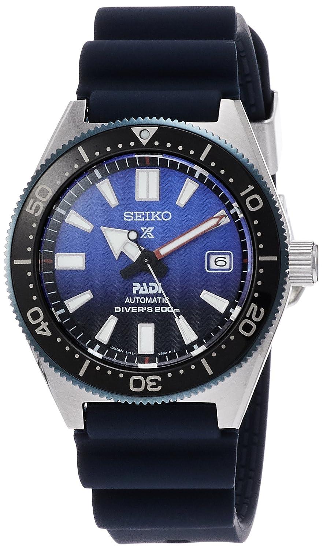 Seiko Prospex Diver Scuba Padi Modèle Spécial Sbdc055 Homme Japan Import   Amazon.fr  Montres b8e2b4265c88