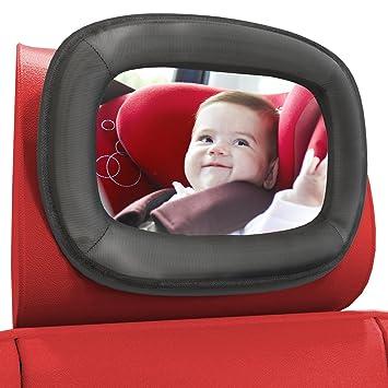 Amazon.com: Grande de coche de bebé Espejo por bebé Everest ...