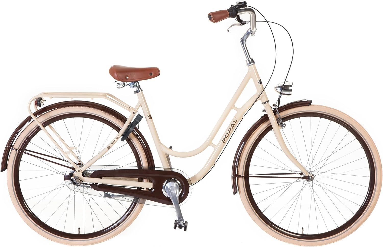 POPAL Swing 2835 - Bicicleta holandesa para mujer, 28 pulgadas, 3 ...