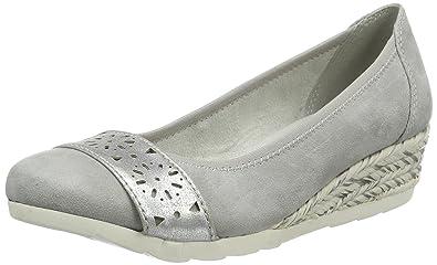 Zapatos grises Softline para mujer 2NLiu7uF