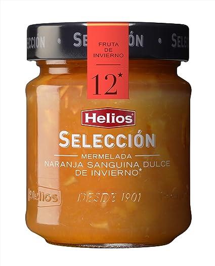 Helios Mermelada Extra Naranja Dulce Sanguina de Invierno - 250 g