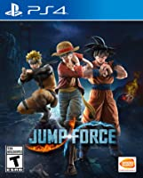 Jump Force - Play Station 4 - PlayStation 4 Standard Edition
