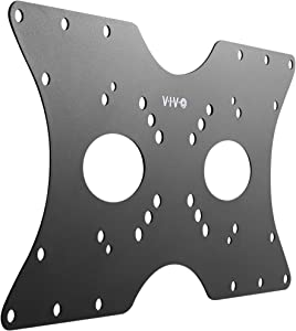 VIVO Steel VESA LCD LED TV Mount Adapter Plate Bracket for Screens 32 to 55 inches, Conversion Kit for VESA up to 400x200mm (MOUNT-AD4X2)